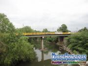 Fotos La Lima Cortes - Puente nuevo sobre Rio Chamelecon