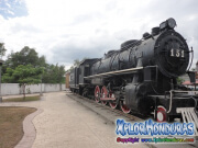 Fotos La Lima Cortes - Locomotora La Lima