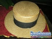 El Famoso sombrero de galleta de Nicolas Arias del Hierro La Ceiba