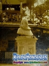 Estatua de Miguel de Cervantes Saavedra donada por Nicolas Arias del Hierro