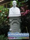 Estatua de Nicolas Arias del Hierro La Ceiba