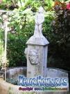 Estatua interior casa de Nicolas Arias del Hierro