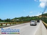 parque nacional pico bonito, rio cangrejal, la cuenca, puente saopin La Ceiba