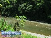 parque nacional pico bonito, rio cangrejal, aguas cristalinas