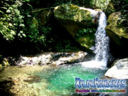 Cascada El Salto Rio Piedra Mucle Rawacala Ecopark