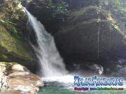 Cascada El Salto El Paraiso Omoa Rawacala Ecopark