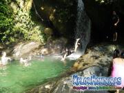 Agua refrescante Cascada El Salto Rawacala Ecopark