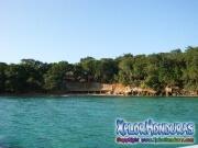 Roatan, Islas de la Bahia, Honduras, agua cristalina