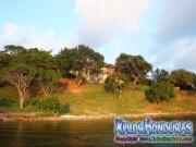 Roatan, Islas de la Bahia, Honduras, casa bella con vista increible