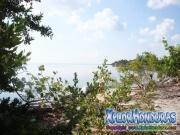 Roatan, Islas de la Bahia, Honduras, paisaje del mar