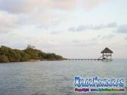 Roatan, Islas de la Bahia, Honduras, paisaje romantico