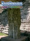 Estela Maya Copan Honduras