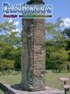 Estela Maya Copan Ruinas Honduras