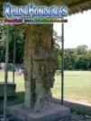 Estela Maya Copan Ruinas