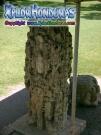 Estela Maya Parque Arqueologico Copan