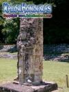 Estelas Mayas Copan Ruinas Honduras