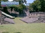 Juego de Pelota Copan Ruinas Honduras