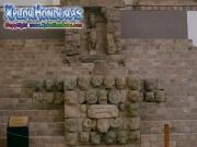 Museo Esculutras Mayas Copan Honduras