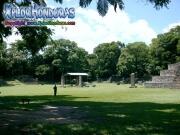 Parque Arqueologico Copan Ruinas