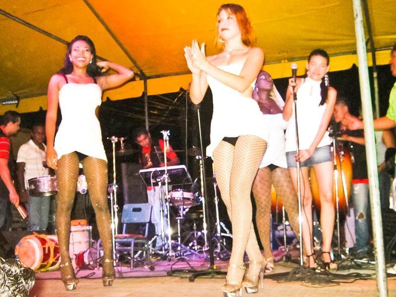 Fotos Carnavalito El Sauce, La Ceiba 2012
