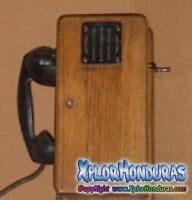 Antiguos numeros telefonicos de La Ceiba Atlantida Honduras.
