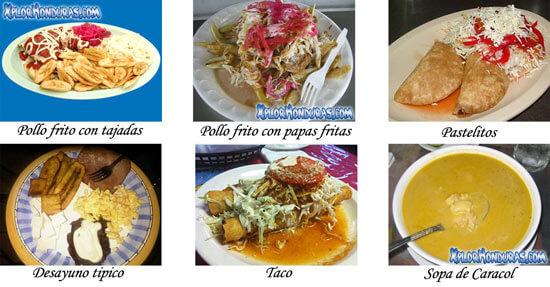 Comida Tipica De Honduras