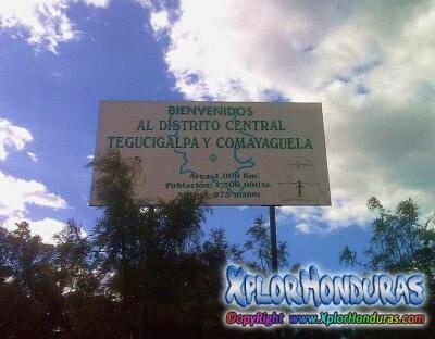 Tegucigalpa Municipio del Distrito Central Capital de Honduras