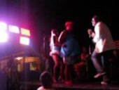 Carnaval de La Ceiba 2012, Baile caliente Chicas Samba