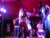 Video Catracha bailando Punta, carnaval La Ceiba
