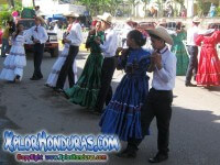 A la Capotin Canciones Folkloricas de Honduras