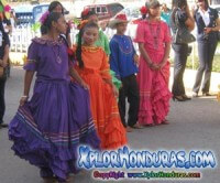 A la Capotin Canciones Folkloricas de Honduras Portada