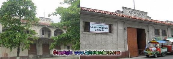 Aduana La Ceiba Honduras