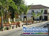 Aldeas del Municipio de Comayagua Honduras