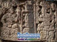 Altar L Ukit Took Ultimo Rey de Copan Honduras