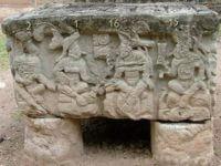Altar Q Copan Honduras