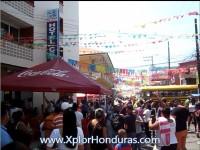 Antesala del Desfile de Carrozas La Ceiba 2018