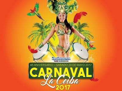 Cancion Oficial Carnaval de La Ceiba 2017