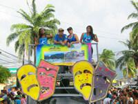 Cancion Oficial del Carnaval de La Ceiba 2015