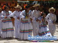 Canciones Folkloricas de Honduras Portada