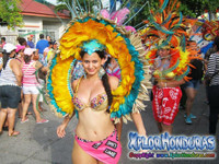 Carnaval de La Ceiba Portada