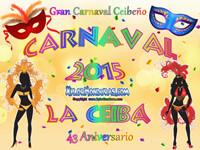 Carnaval de La Ceiba 2015 portada