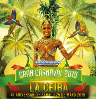Carnaval de La Ceiba 2020
