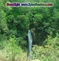 Cascada El Chiflador Marcala La Paz Honduras
