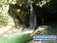 Cascada El Salto Rawacala Ecopark