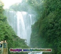 Cataratas de Pulhapanzak Honduras portada
