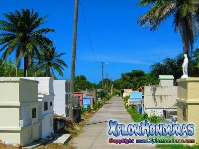 Cementerio Barrio Mejia La Ceiba Atlantida