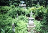 Cementerio viejo de Tela Atlantida