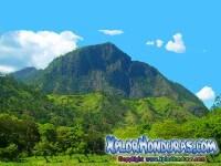 Cerro San Cristobal Danli Honduras