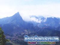 Cerro San Juanillo Leyenda Jesus de Otoro
