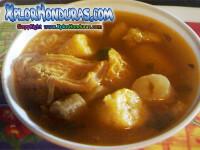 Comida Tipica de Colon Honduras